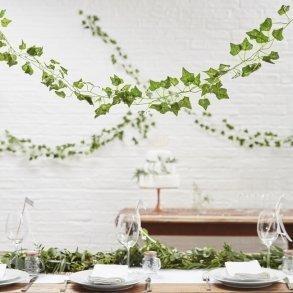 Artificial Decorative Green Vines Beautiful Botanics