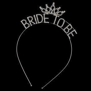 Bride To Be Hens Party Tiara
