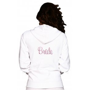 Bridal Party Embroidered Hoodie