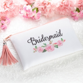 Bridesmaid Emergency Survival Wedding Day Kit - Mini Purse