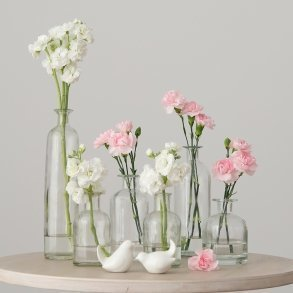 Decorating Glass Bottle Set