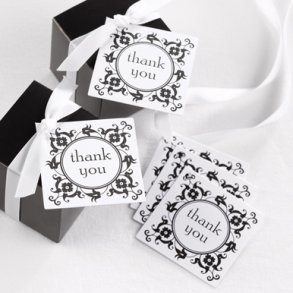 Flourish Favour Thank You Cards