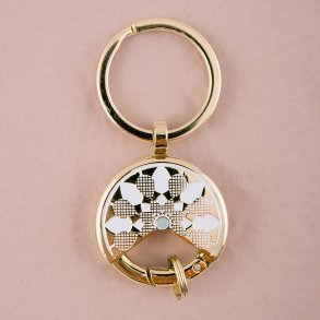 Gold Dreamcatcher Inspired Key Ring Favour