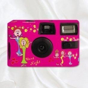 Hens Party Disposable Wedding Camera