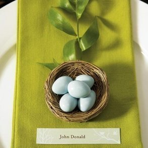 Miniature Natural Birds Nests