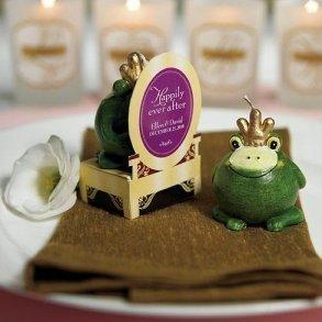 Novelty Frog Prince Candle
