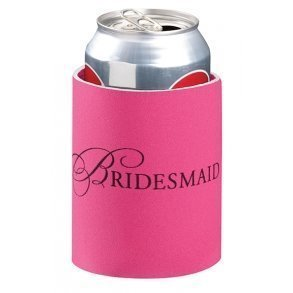 Bridesmaid Stubby Cooler