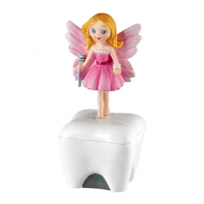 Pink Tooth Fairy Keepsake Box