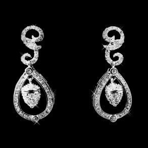 Royal Princess Kate Middleton Inspired Earrings