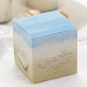 Seaside Jewels Favour Boxes