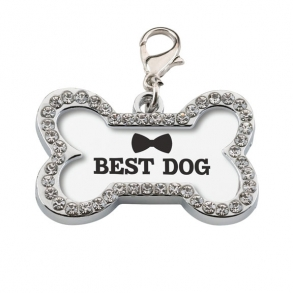 Best Dog Wedding Collar Charm
