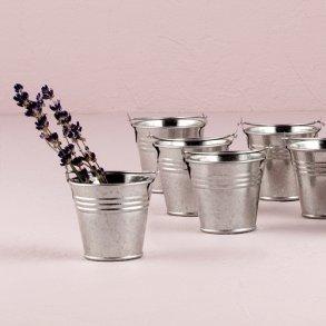 Miniature Metal Pails