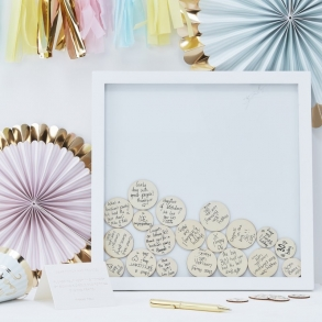 wedding guest books pens frames and unique alternatives how