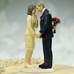 Still In Love Mature Couple Figurine