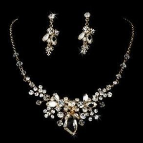 Swarovski Bridal Jewellery Set