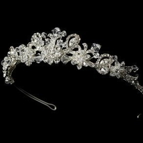 Swarovski Crystal Royal Tiara