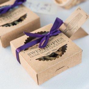Sweetie Pies Mini Pie Packaging Kits - Pack of 20