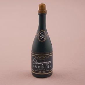 Wedding Bubbles in Champagne Bottle