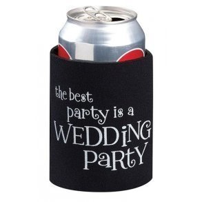 Wedding Party Stubby Cooler