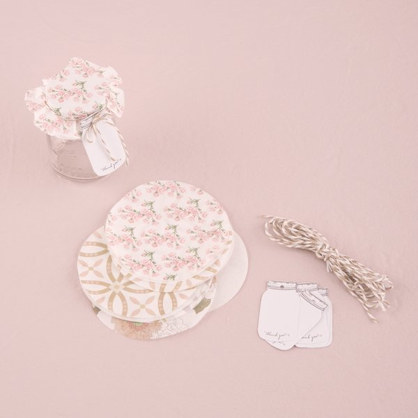 DIY Miniature Mason Jar Decorating Kit