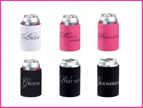 Bridesmaid Stubby Cooler