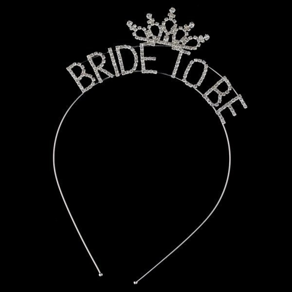 Bride To Be Hens Party Tiara