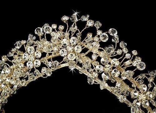 Crystal Couture Bridal Tiara