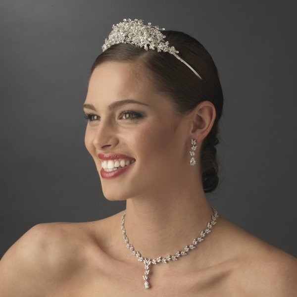 Couture Crystal Bridal Tiara