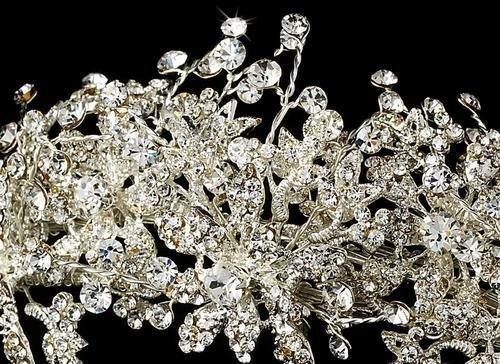 Couture Crystal Bridal Tiara