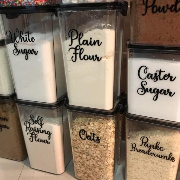 Pantry Labels - Whole Set