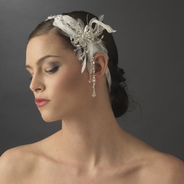 Elegant Ribbon Headband