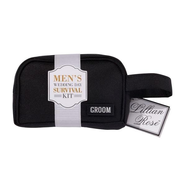 Groom Emergency Survival Wedding Day Kit
