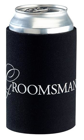 Groomsman Stubby Cooler