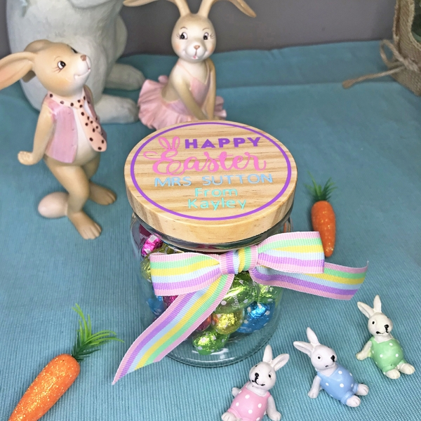 Happy Easter Personalised Teacher Gift