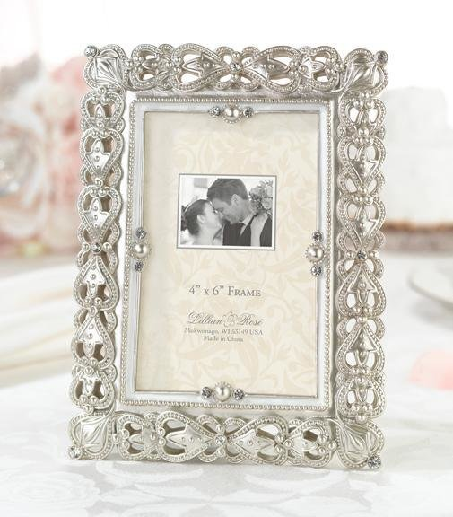Jewelled Picture Frame Wedding Gifts How Divine