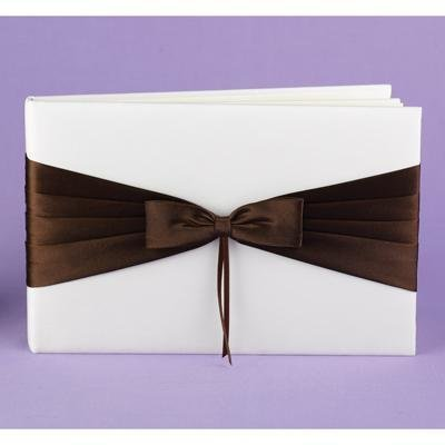 Brown Lasting Radiance Guest Book