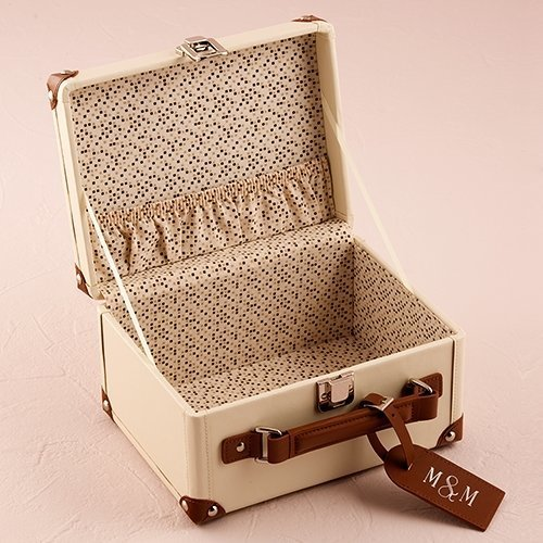Mini Suitcase Wishing Well