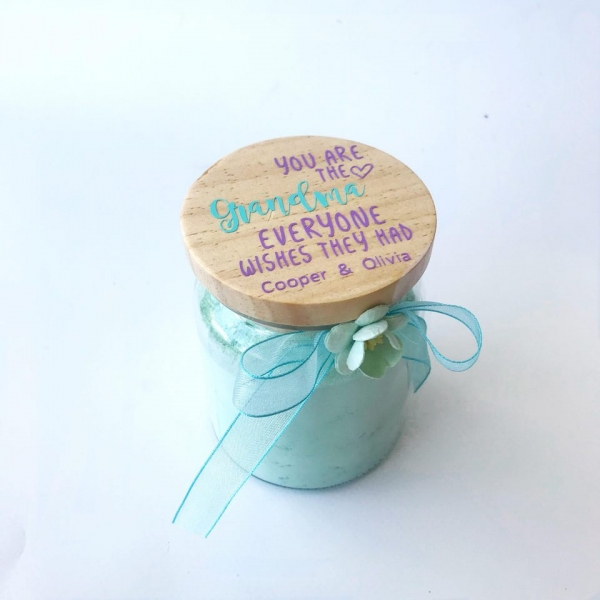 Personalised Mother's Day Lolly Gift Jar