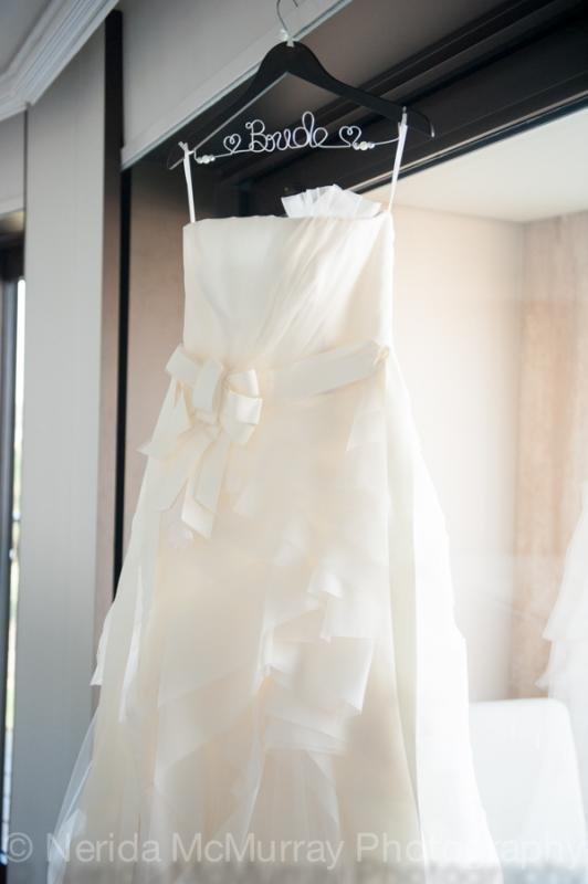 Bride Heart Coat Hanger