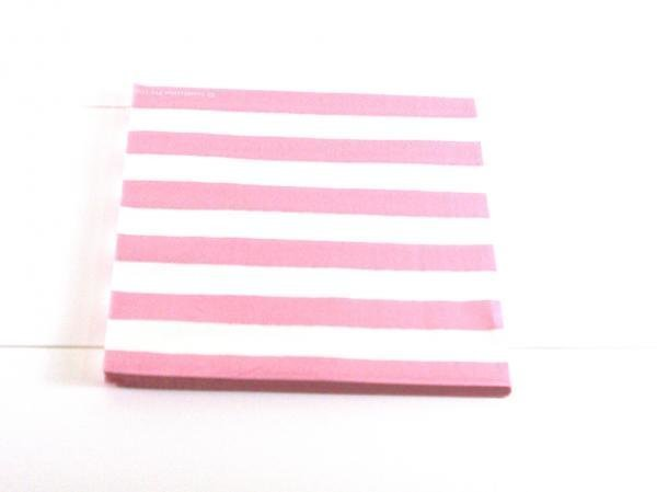 Pink Candy Stripe Napkins - Pack of 12