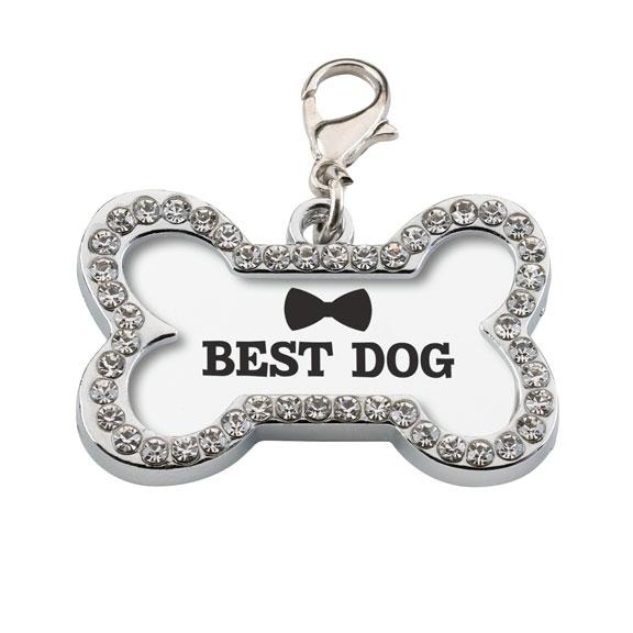 Best Dog Wedding Collar Charm
