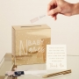 Gold Baby Name Suggestion Ideas Box
