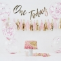 Pink One Today Cake Smash Decorating Kit