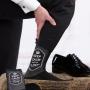 Keep Calm & Say I Do Mens Wedding Socks
