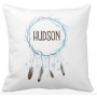 Personalised Boys DREAM CATCHER Colour Pillow