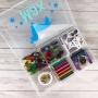 Personalised Kids Activity Travel Box