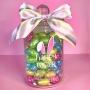 Personalised Happy Easter Gift Jar