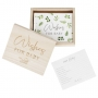 Wooden Wishes Baby Advice Cards - Keepsake