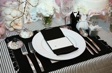Black & White Wedding Theme
