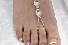 Wedding Foot Jewellery